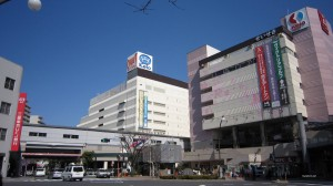 京王聖蹟桜ヶ丘ショッピングセンター AB館5階連絡ブリッジギャラリー