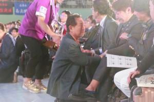 髪ingOBの佐藤さん 弟子が初の全国制覇! 師匠の田中トシオ先生も称賛